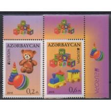 2015 AZERBAIGIAN EUROPA...