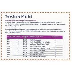 MARINI TASCHINE MODELLO T03...