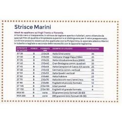 MARINI STRISCE MODELLO ST45...