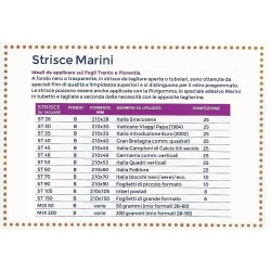 MARINI STRISCE MODELLO ST40...