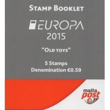 2015 MALTA EUROPA CEPT -...