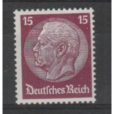 1932-33 GERMANIA TERZO...
