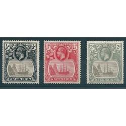 ASCENSION 1924-33...