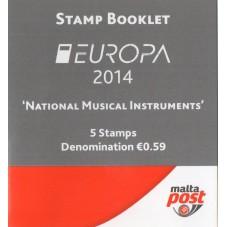 2014 MALTA EUROPA CEPT -...