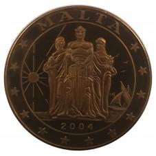 2004 MALTA EXONUMIA PROVA 5...