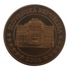 2004 SLOVENIA EXONUMIA...