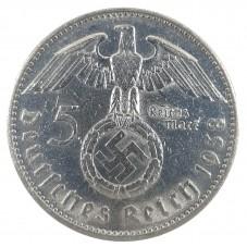 1938 GERMANIA 5 MARCHI...