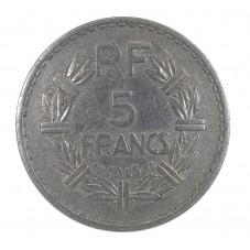 1945 FRANCIA 5 FRANCHI...