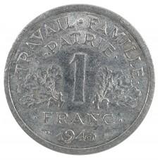 1943 FRANCIA 1 FRANCO -...