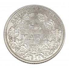 1915 DEUTSCHES REICH MONETA...