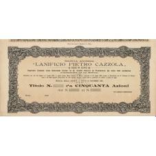 1901 TITOLO AL PORTATORE 50...