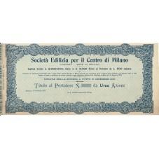 1902 TITOLO AL PORTATORE 1...