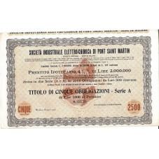 1906 TITOLO AL PORTATORE 5...