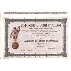 1905 CERTIFICATO AL...