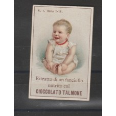TALMONE CIOCCOLATO FIGURINA...