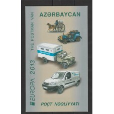 2013 AZERBAIGIAN  EUROPA...