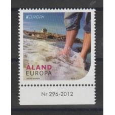 2012 ALAND EUROPA CEPT...