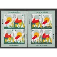 2012 ROMANIA EUROPA CEPT...