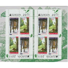 2011 BULGARIA EUROPA CEPT -...