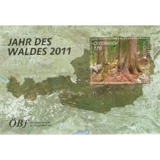 2011 AUSTRIA EUROPA CEPT -...