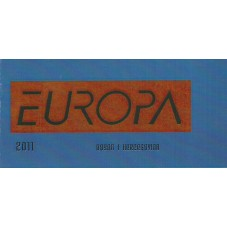 2011 BOSNIA CROATA EUROPA...