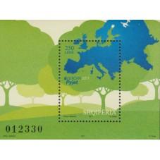 2011 ALBANIA EUROPA CEPT -...