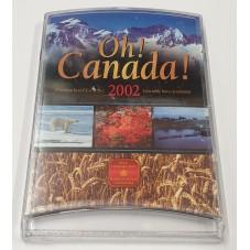 2002 CANADA OH CANADA COIN...