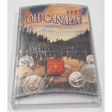 1999 CANADA OH CANADA COIN...
