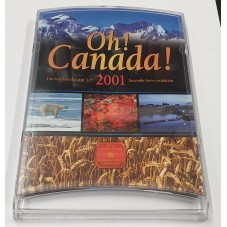 2001 CANADA OH CANADA COIN...
