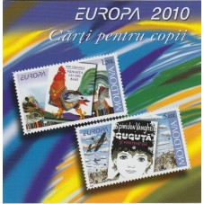2010 MOLDAVIA EUROPA CEPT -...
