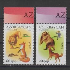 2010 AZERBAIGIAN EUROPA...