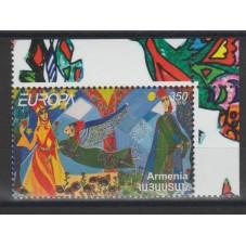2010 ARMENIA EUROPA CEPT -...