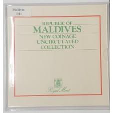 1984 MALDIVE DIVISIONALE...