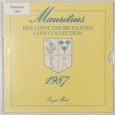 1987 MAURITIUS DIVISIONALE...