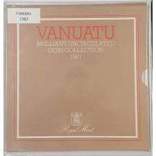 1983 VANUATU DIVISIONALE...