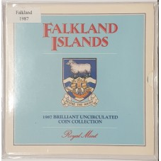 1987 FALKLAND ISALNDS...