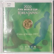2001 KOREA DEL SU FIFA...