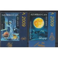 2009 AZERBAIGIAN EUROPA...