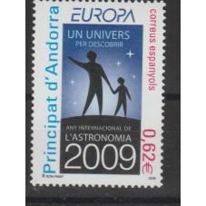 2009 ANDORRA SPAGNOLA...