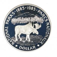 1985 CANADA DOLLARO -...