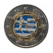 2009 GRECIA 2 EURO...