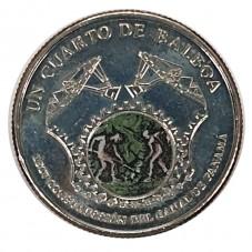 2016 PANAMA 1 CUARTO 1/4 DE...