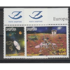 2009 ALBANIA EUROPA CEPT -...