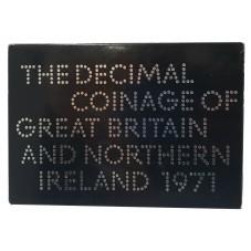 1971 GRAN BRETAGNA UK...