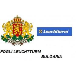 BULGARIA 1983-85 FOGLI...