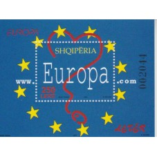 2008 ALBANIA EUROPA CEPT -...