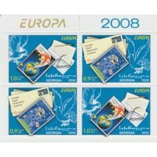 2008 GEORGIA EUROPA CEPT -...