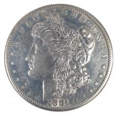 1881 STATI UNITI ONE DOLLAR...