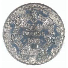 1972 CFA AFRICA OVEST...