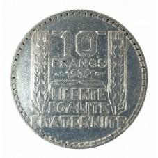 1932 FRANCIA 10 FRANCS -...